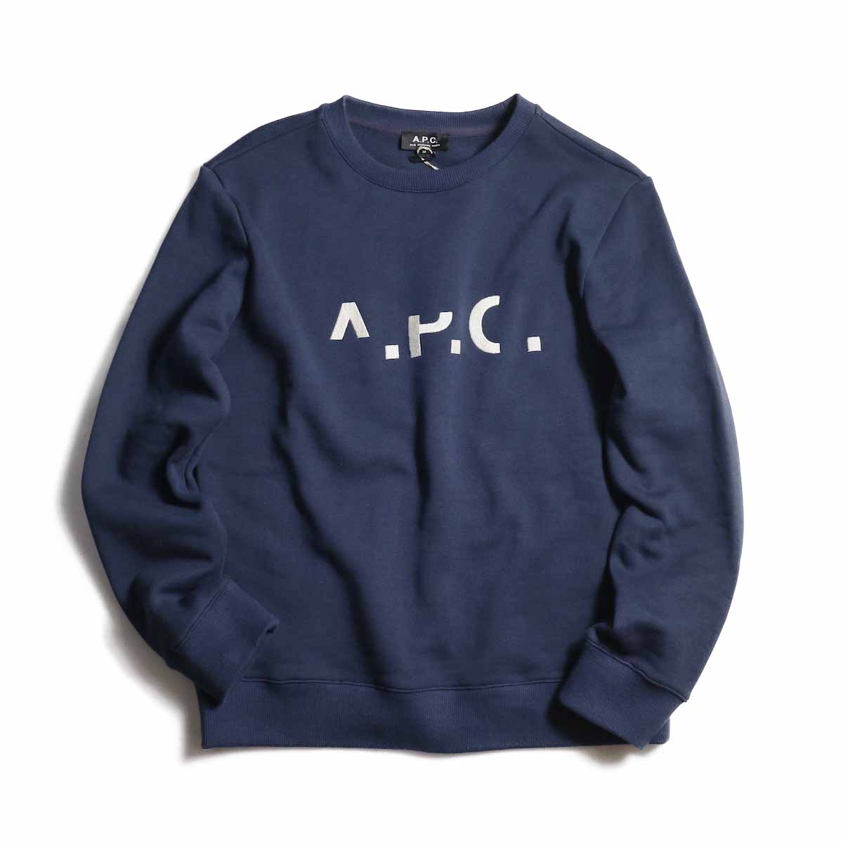 A.P.C. / Sweat Theo JPS -Navy