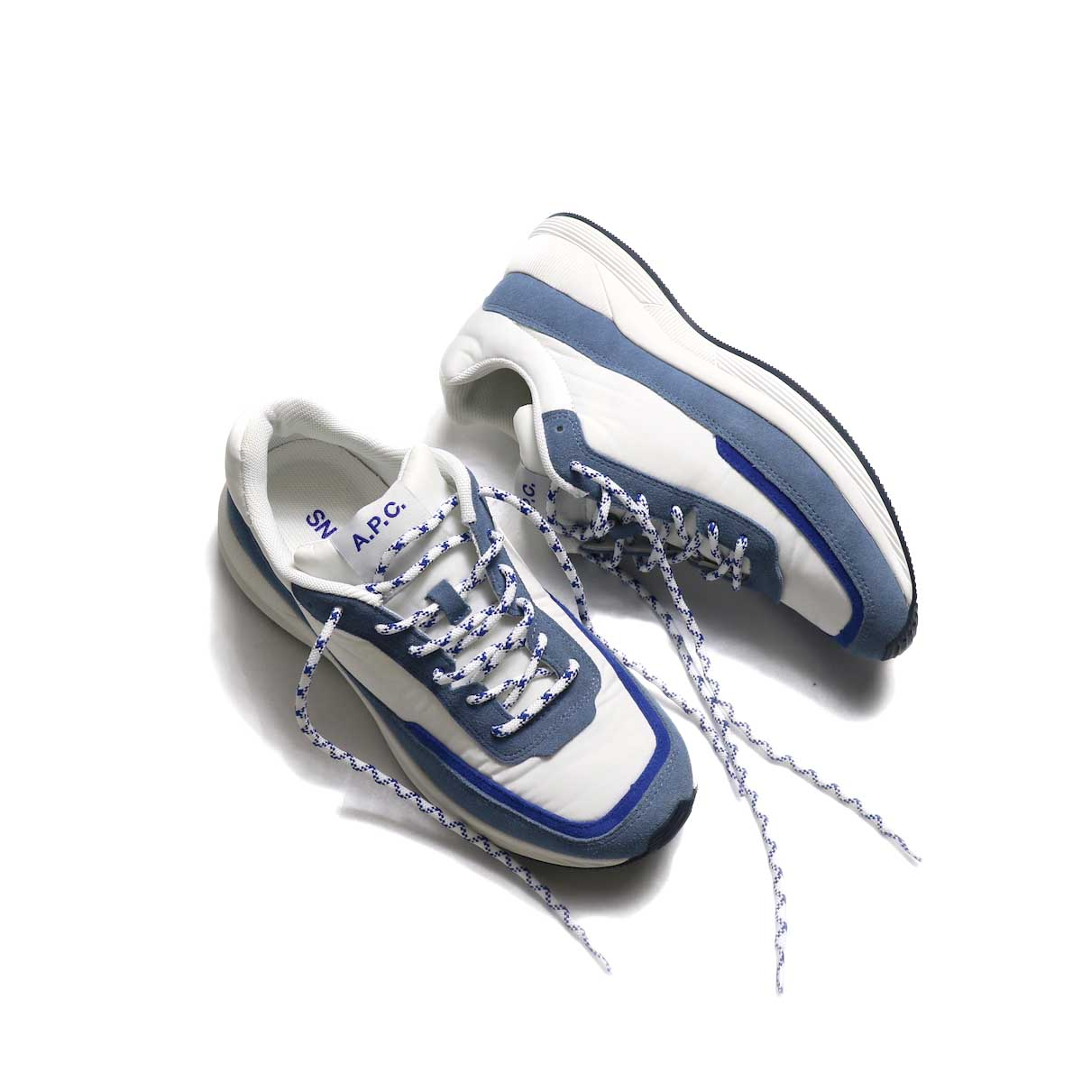 A.P.C. / Teenage Mary -Blue Grey