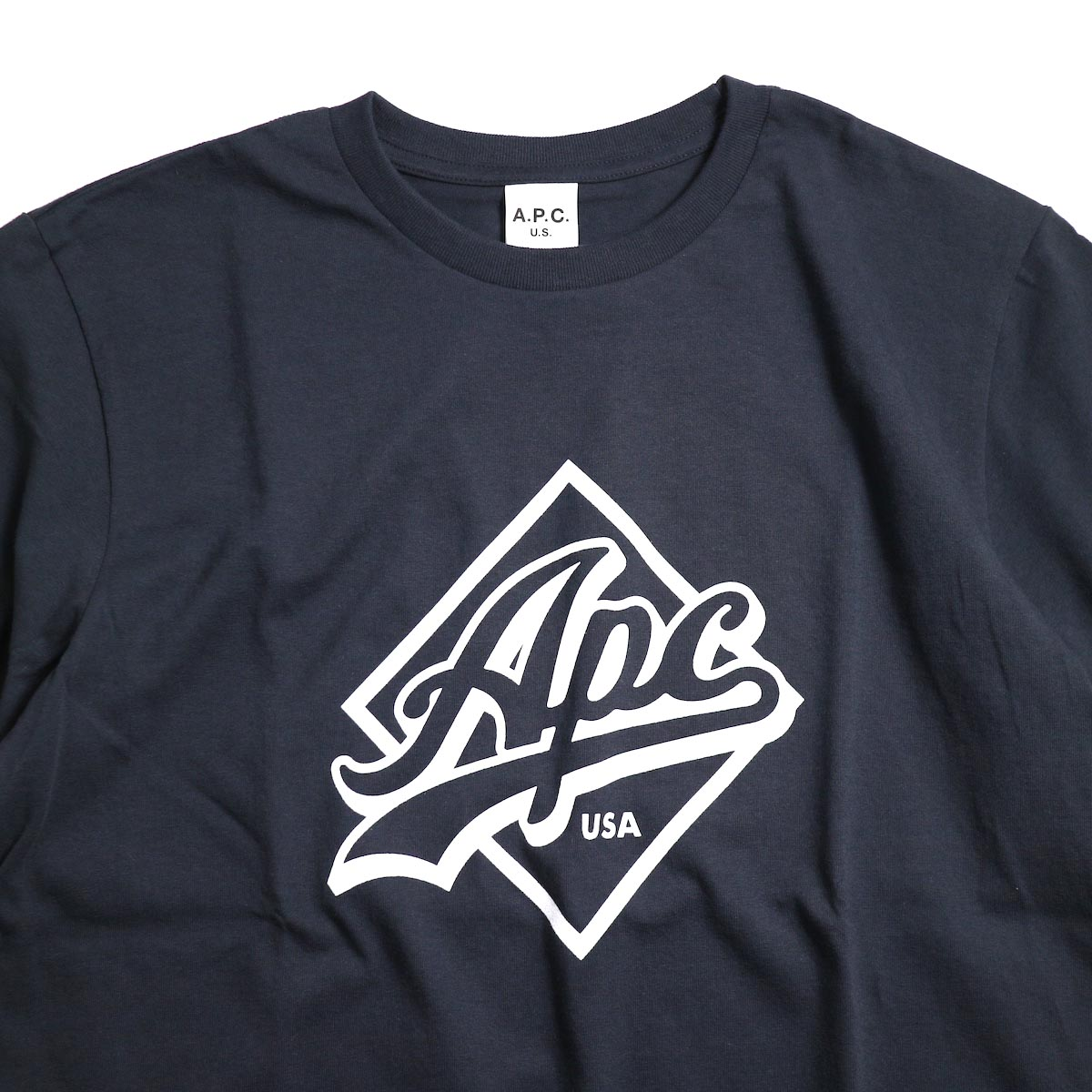 A.P.C. / Tremaine Tシャツ プリント