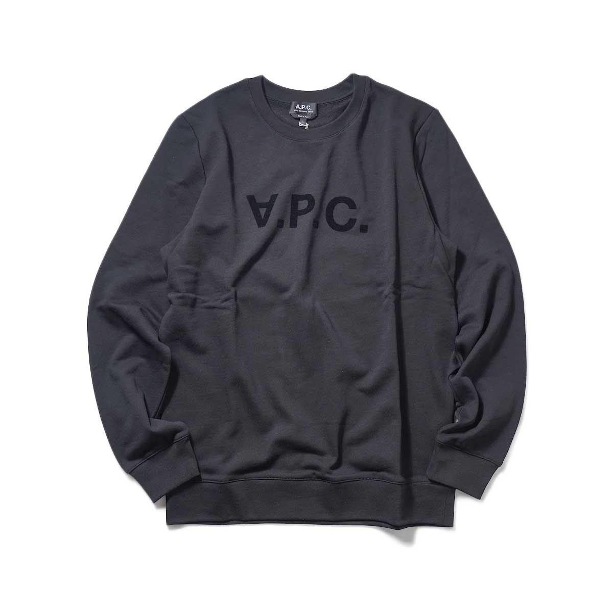 A.P.C. / VPC スウェットシャツ (Black)