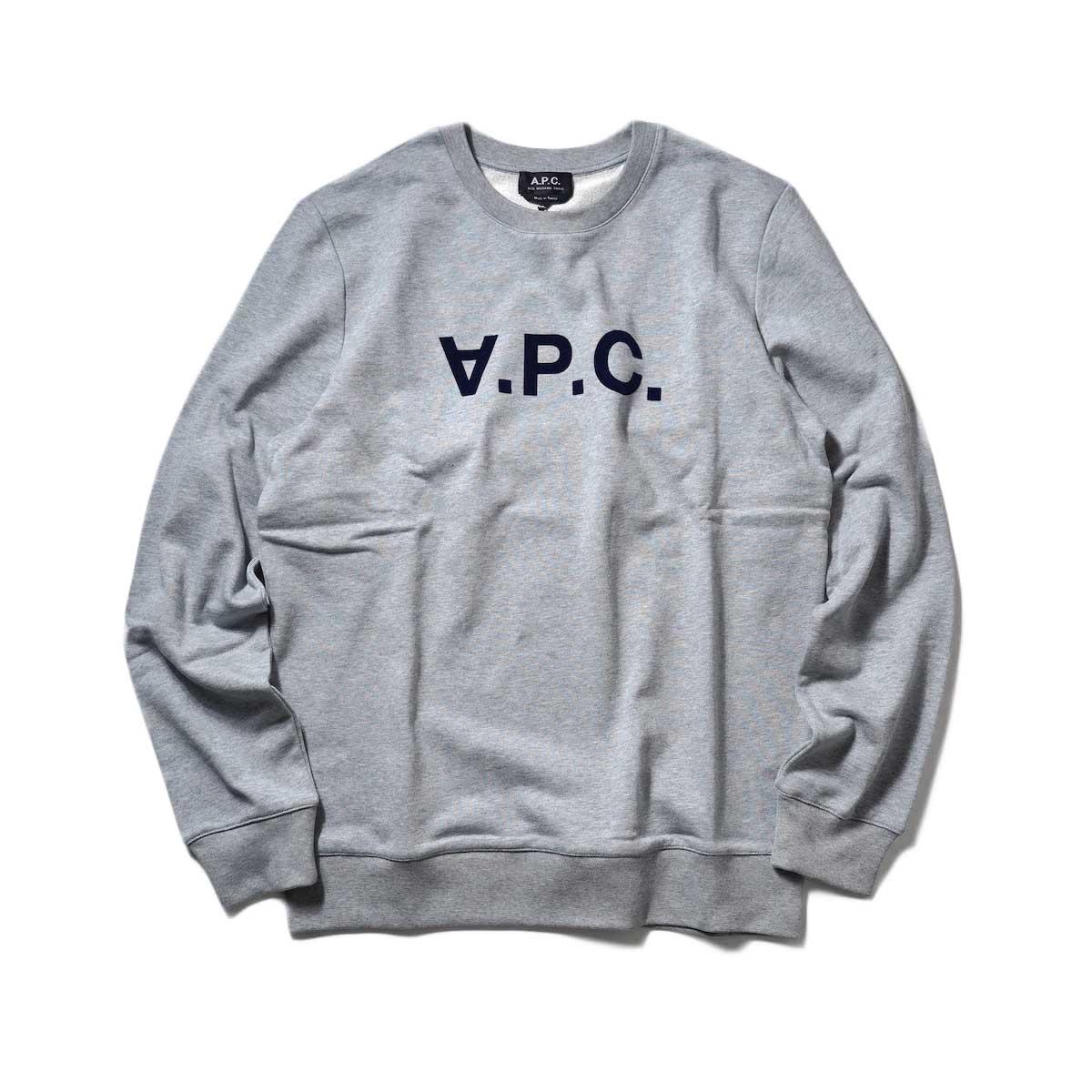 A.P.C. / VPC スウェットシャツ (Gray)