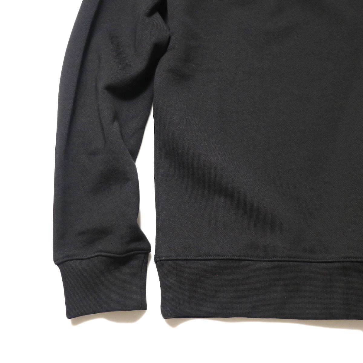 A.P.C. / VPC スウェットシャツ (black) 袖