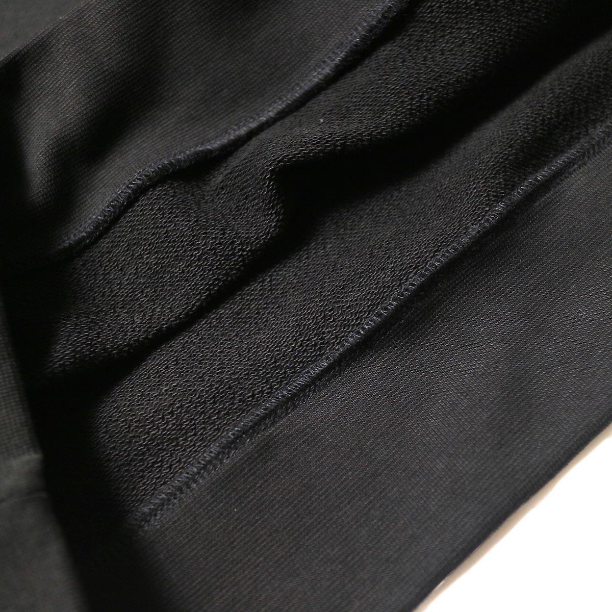 A.P.C. / VPC スウェットシャツ (black) 裏地
