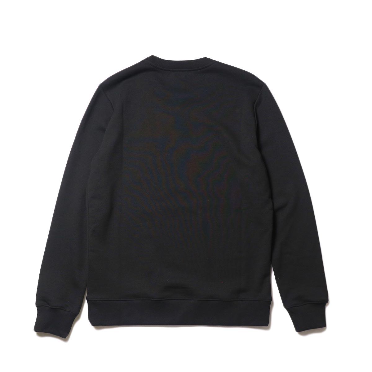 A.P.C. / VPC スウェットシャツ (black) 背面