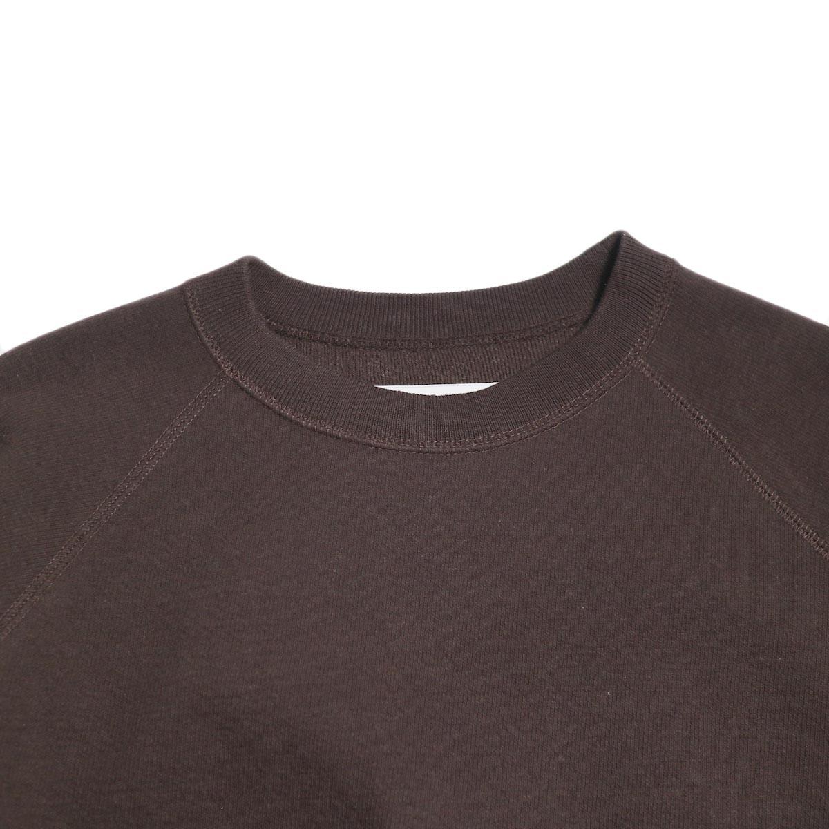 archi / Vanda Tops -Brown 襟