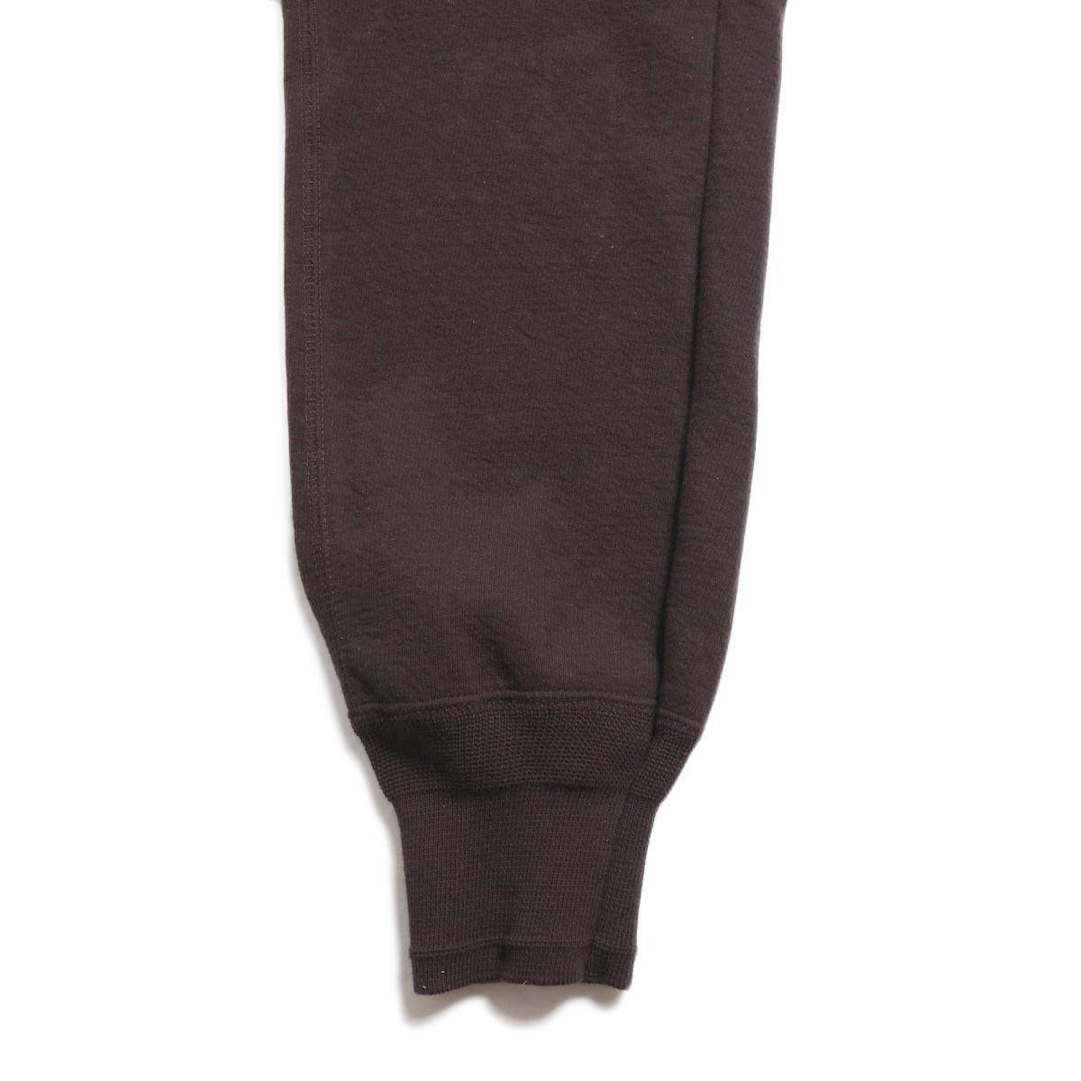 archi / Vanda Pants -Brown 裾