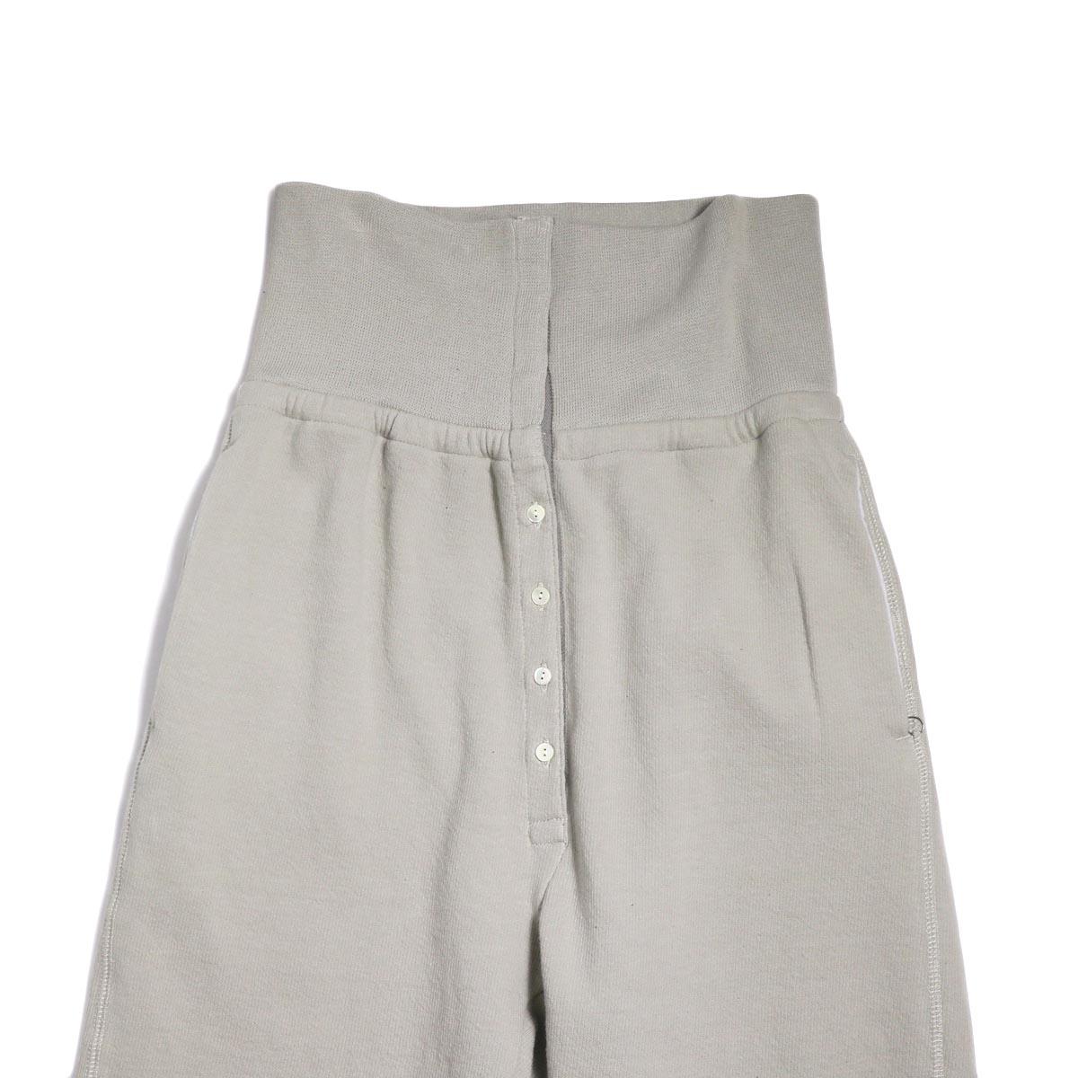 archi / Vanda Pants -Gray ウエスト
