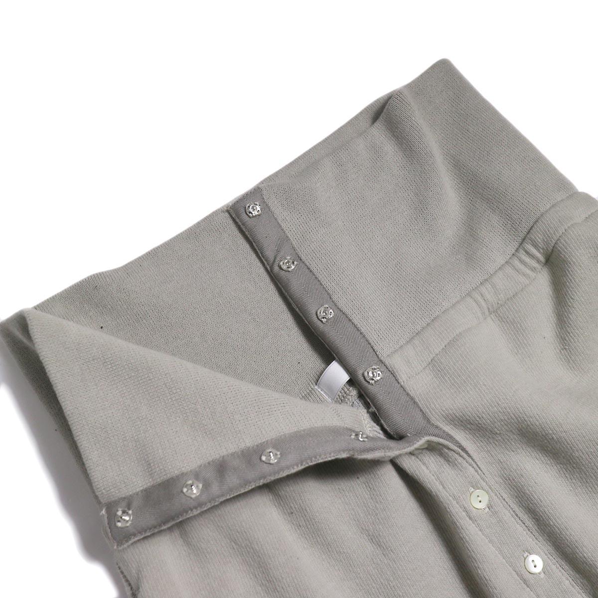 archi / Vanda Pants -Gray ボタン