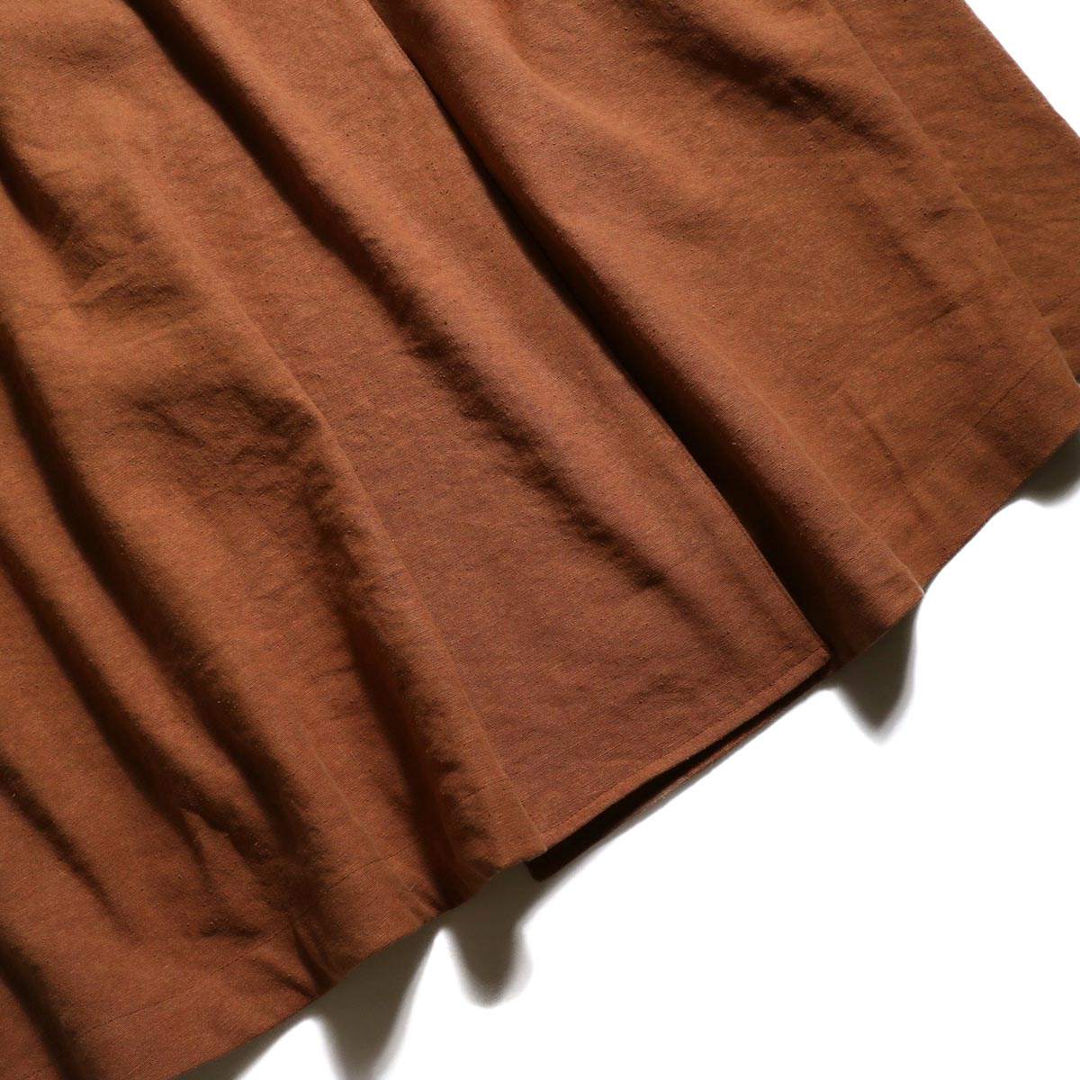 archi / Robinia Jacket (Terracotta)裾