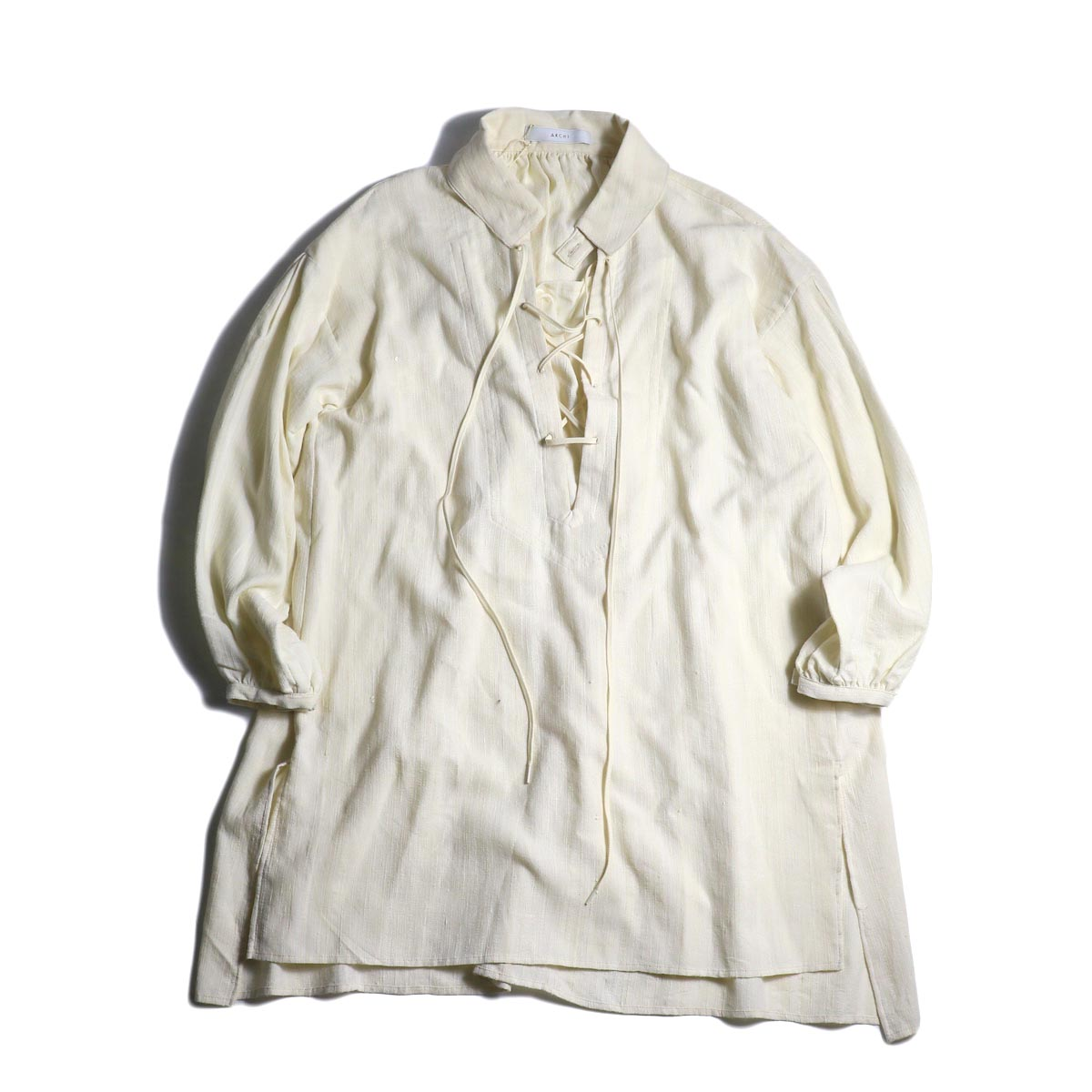 ARCHI / ANISE BLOUSE (natural)
