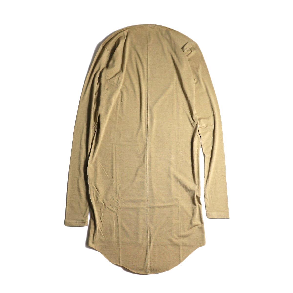 ARCHI / ABELIA ONEPIECE (beige) 背面