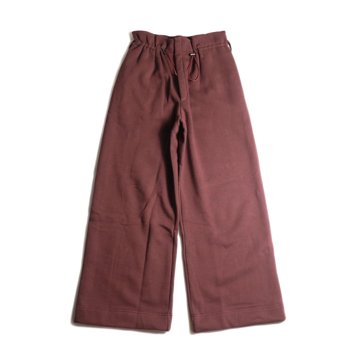 ARCHI / VIBURMUM WIDE PANTS (burgundy)