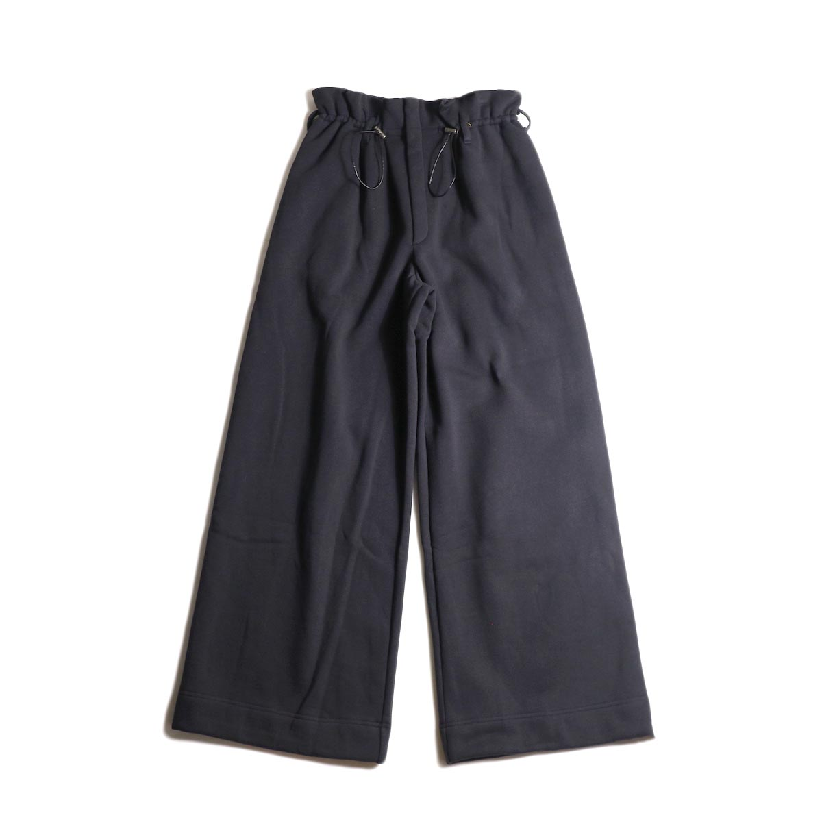 ARCHI /  VIBURMUM WIDE PANTS (navy) 正面