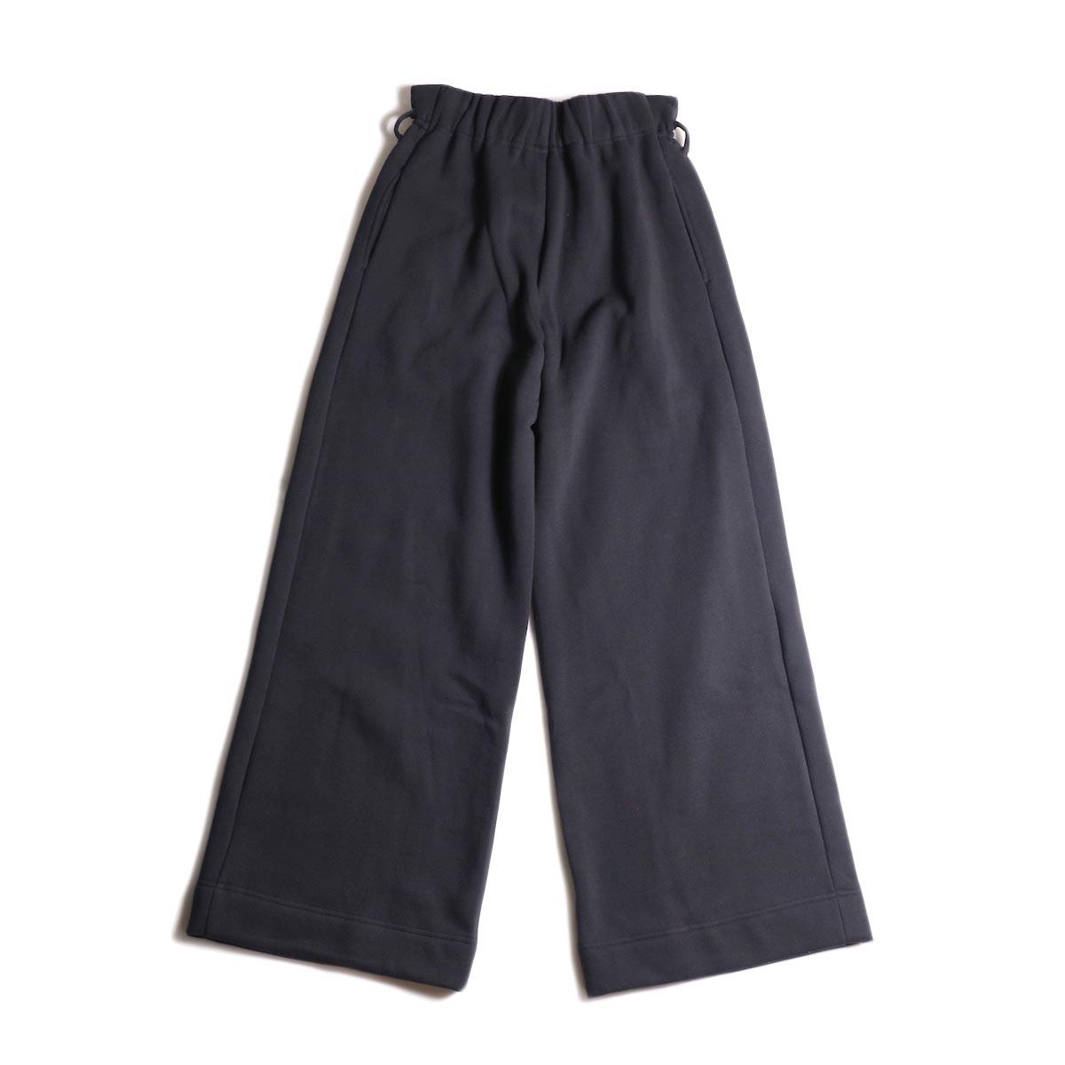 ARCHI /  VIBURMUM WIDE PANTS (navy) 背面