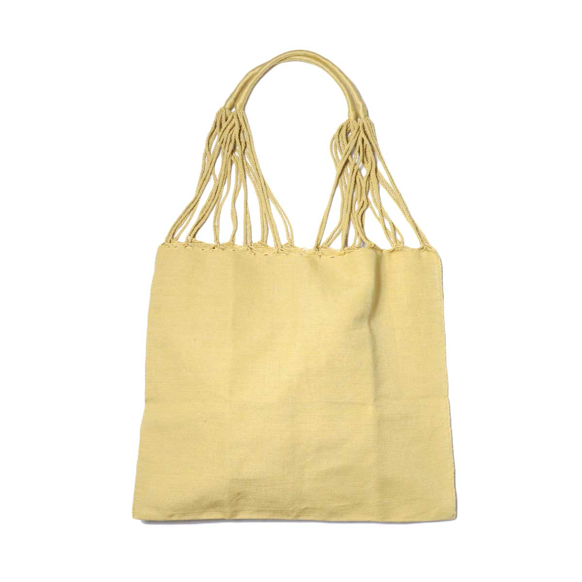 ARCHI / MEXICAN TOTE (Natural) 正面