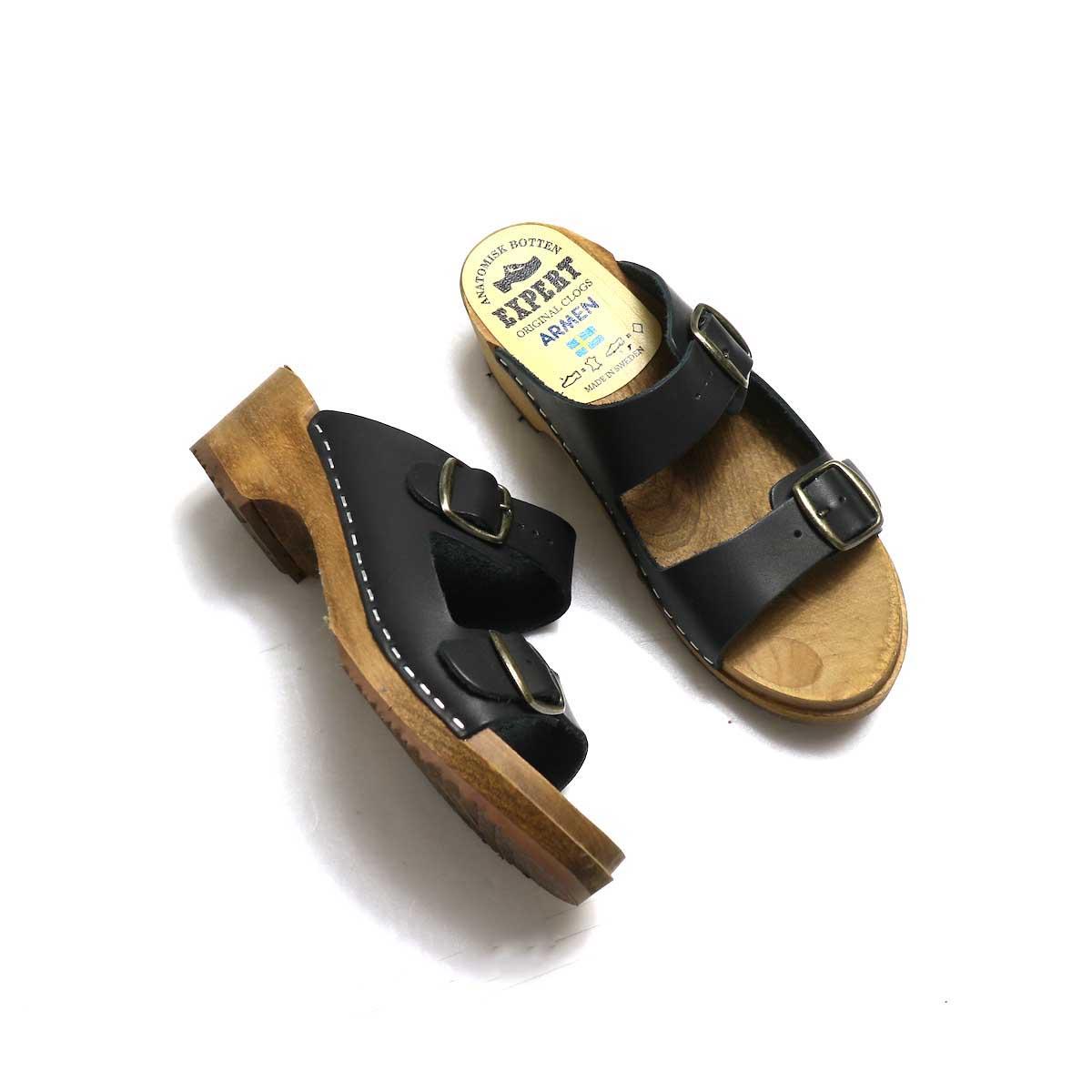 ARMEN EXPERT / Double Buckle Sandal
