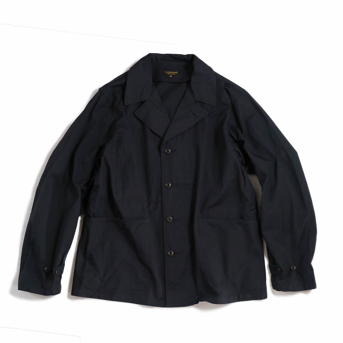 A VONTADE / Utility Coverall Jacket