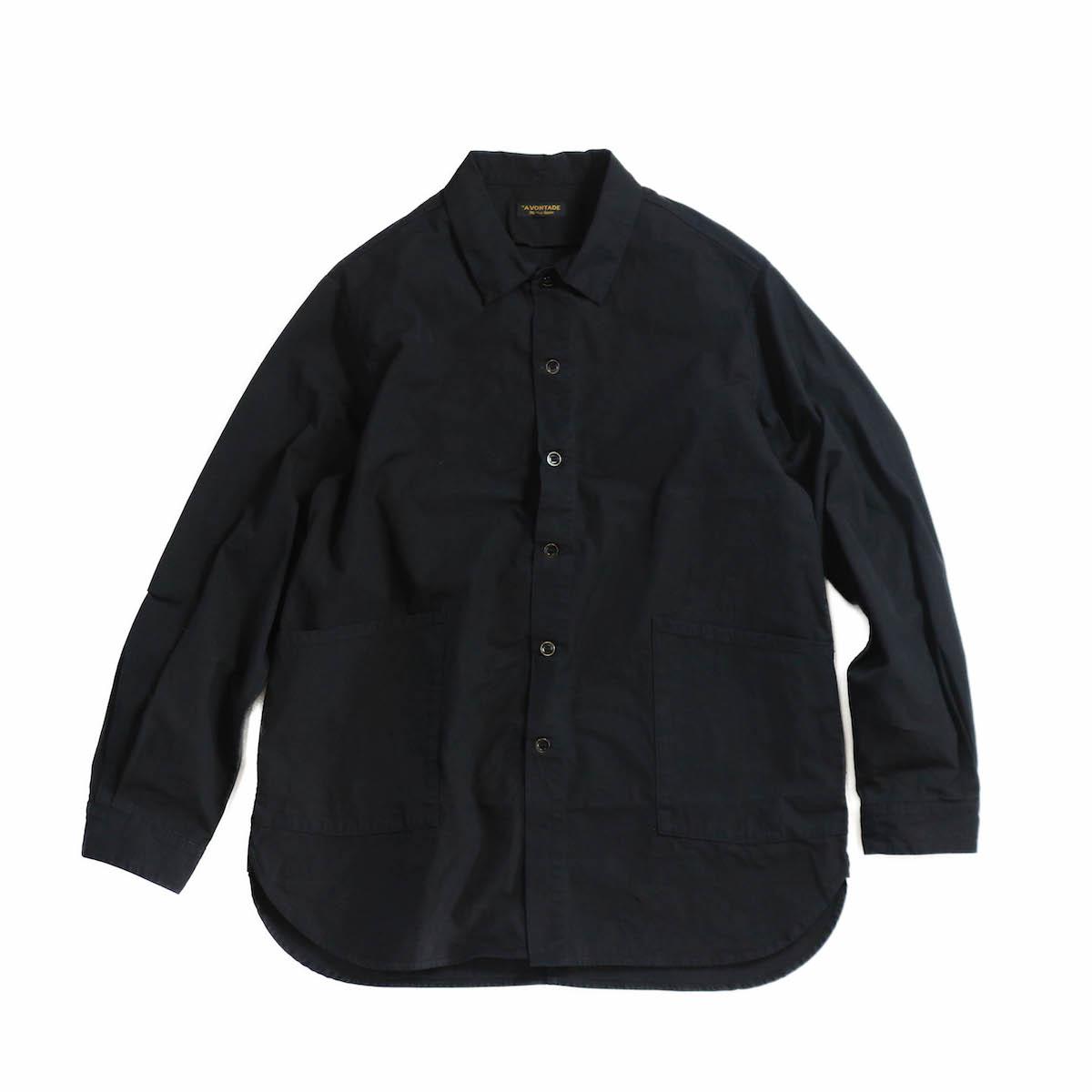 A VONTADE / Gardener Shirt Jacket