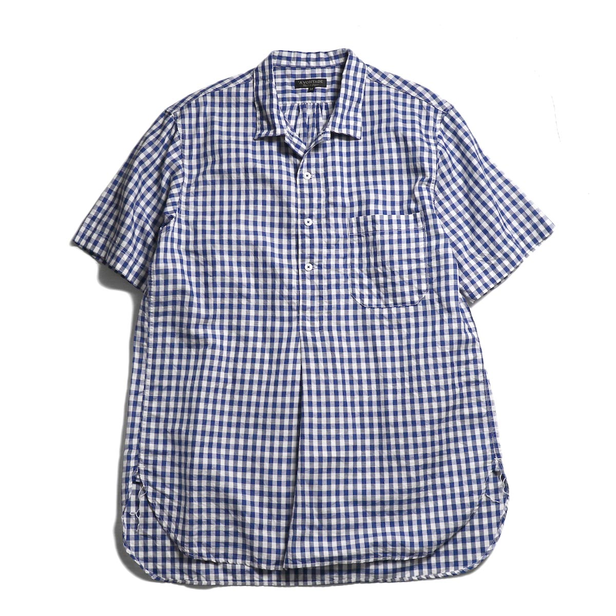 A VONTADE / Pullover Shirt S/S