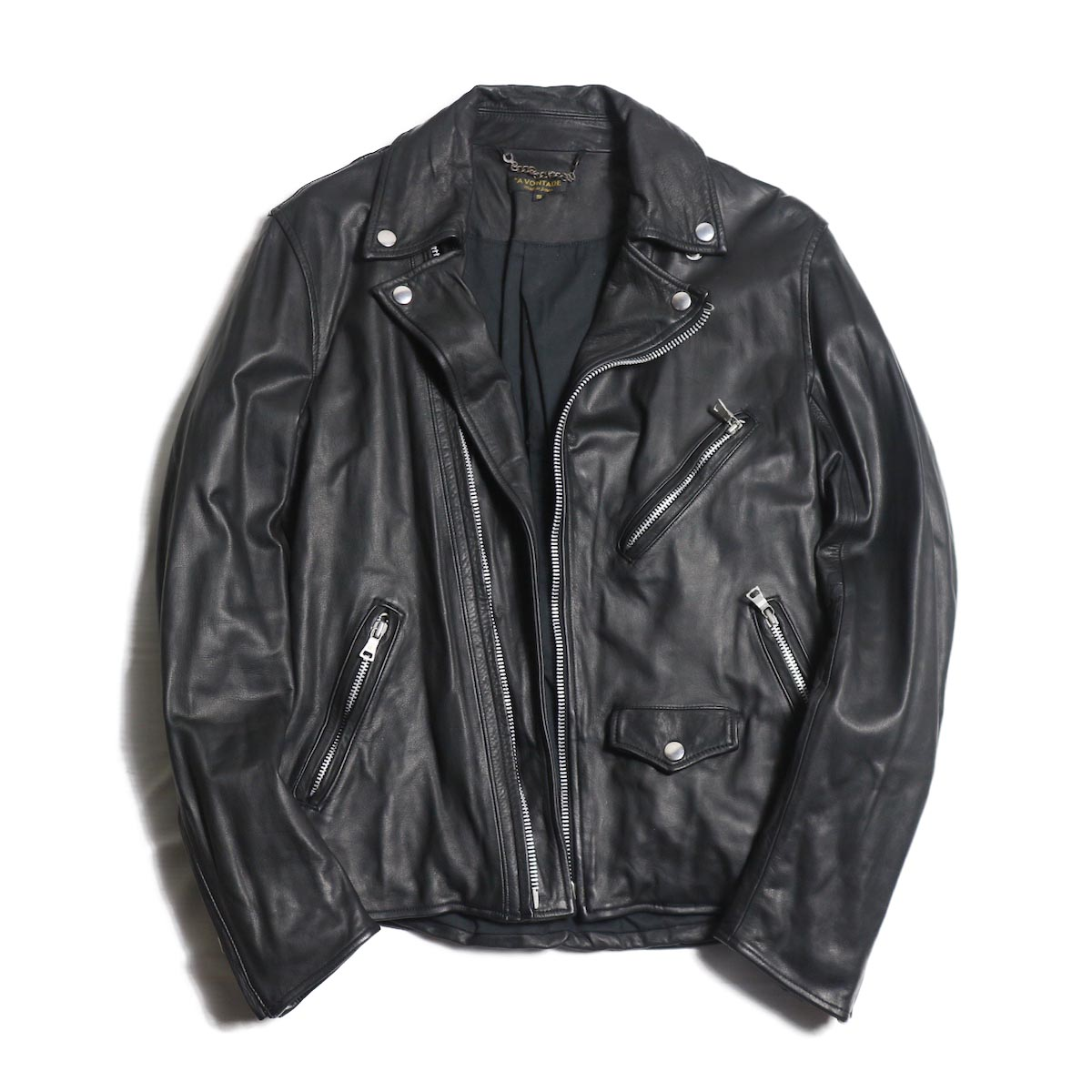 A VONTADE / Roadmaster Jacket -BLACK
