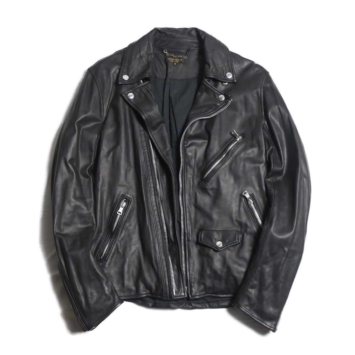 A VONTADE / Roadmaster Jacket -BLACK