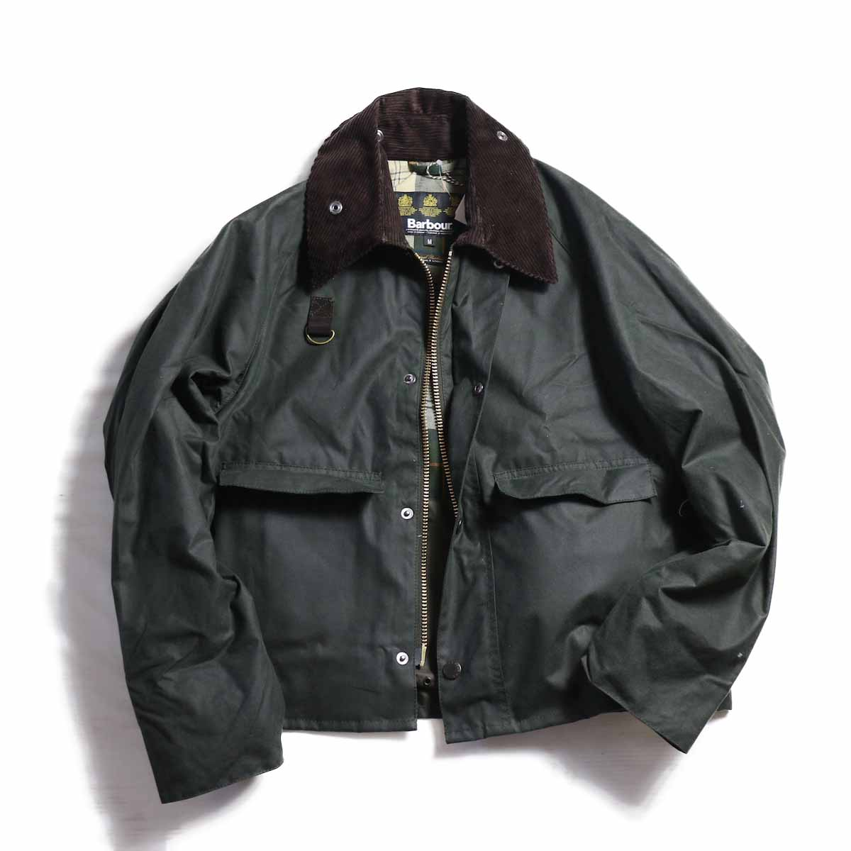 Barbour / SPEY -SAGE