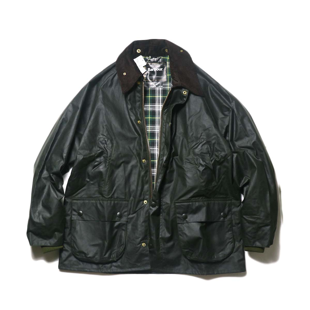 Barbour / Bedale Original (Sage Green)
