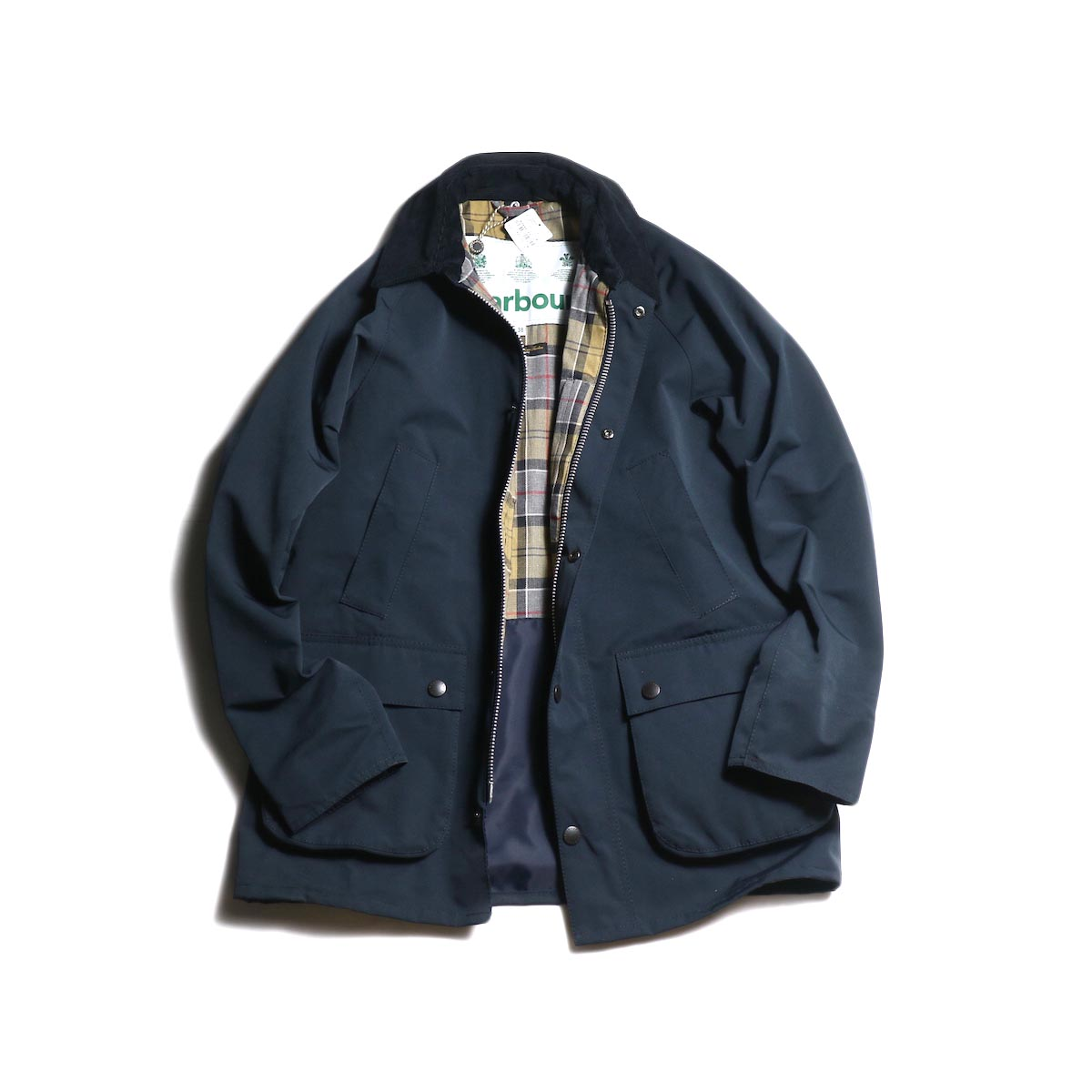 Barbour / BEDALE SL 2LAYER (Navy)