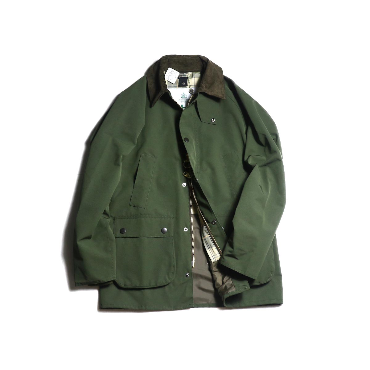 Barbour / BEDALE SL 2LAYER (SAGE GREEN)