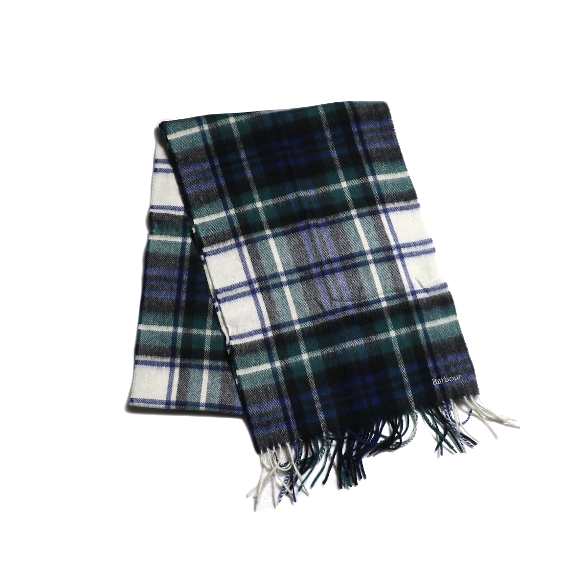 Barbour / Icons Tartan Scarf (Bright Dress Gordon)