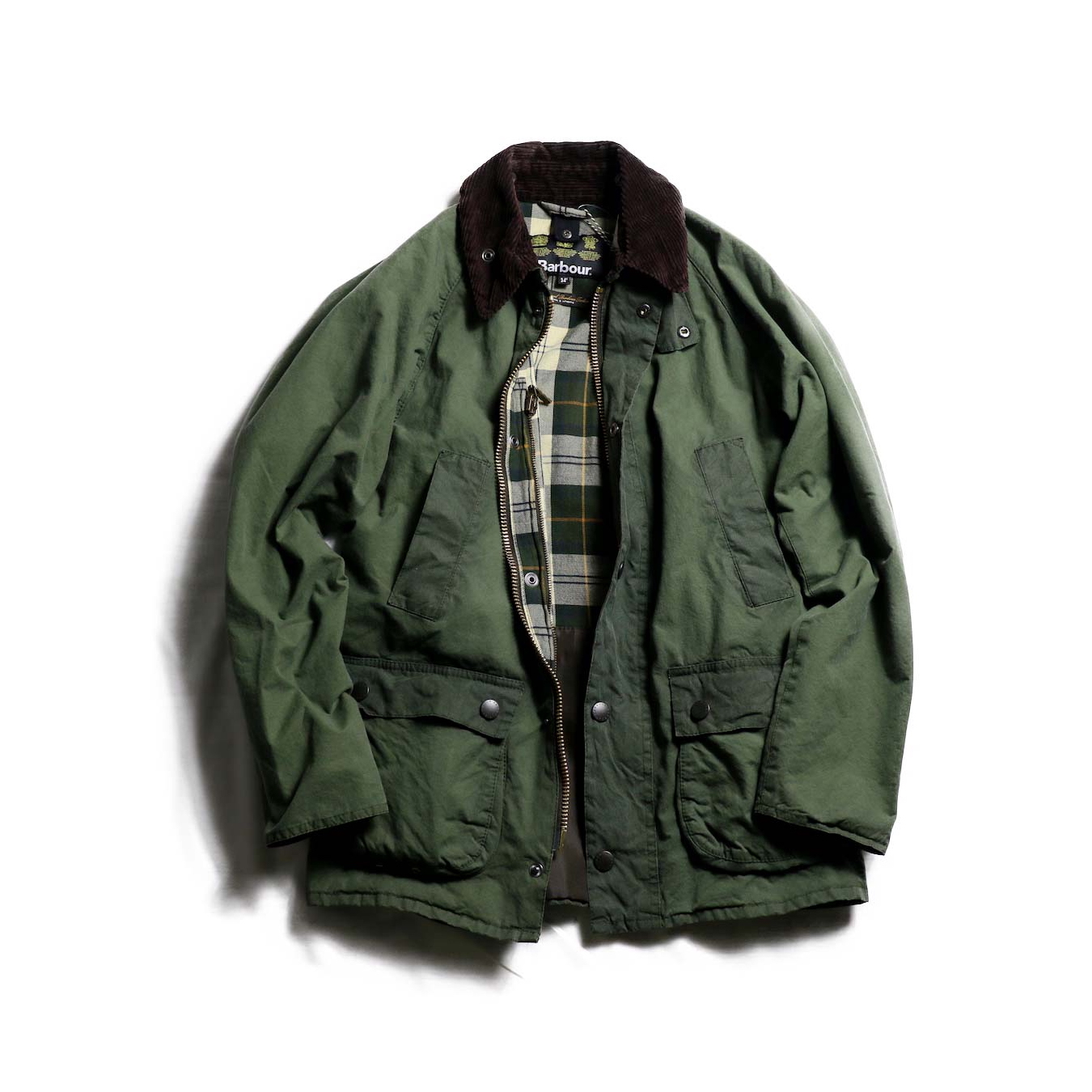 Barbour / Washed Bedale SL