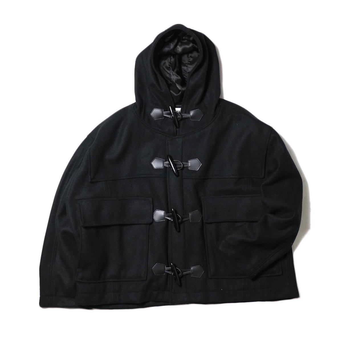 BASISBROEK /  BOIL COAT (black)
