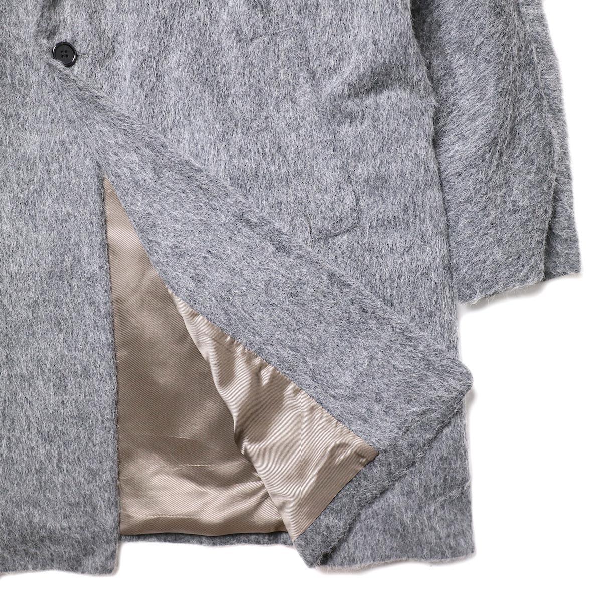 BASISBROEK / RECHT (med grey) 裏地