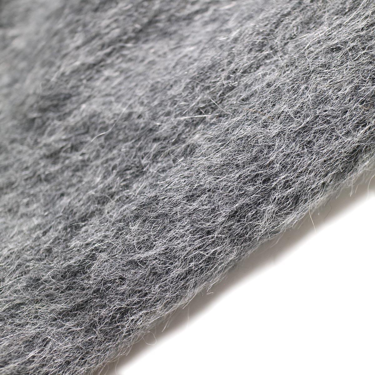 BASISBROEK / RECHT (med grey) 生地