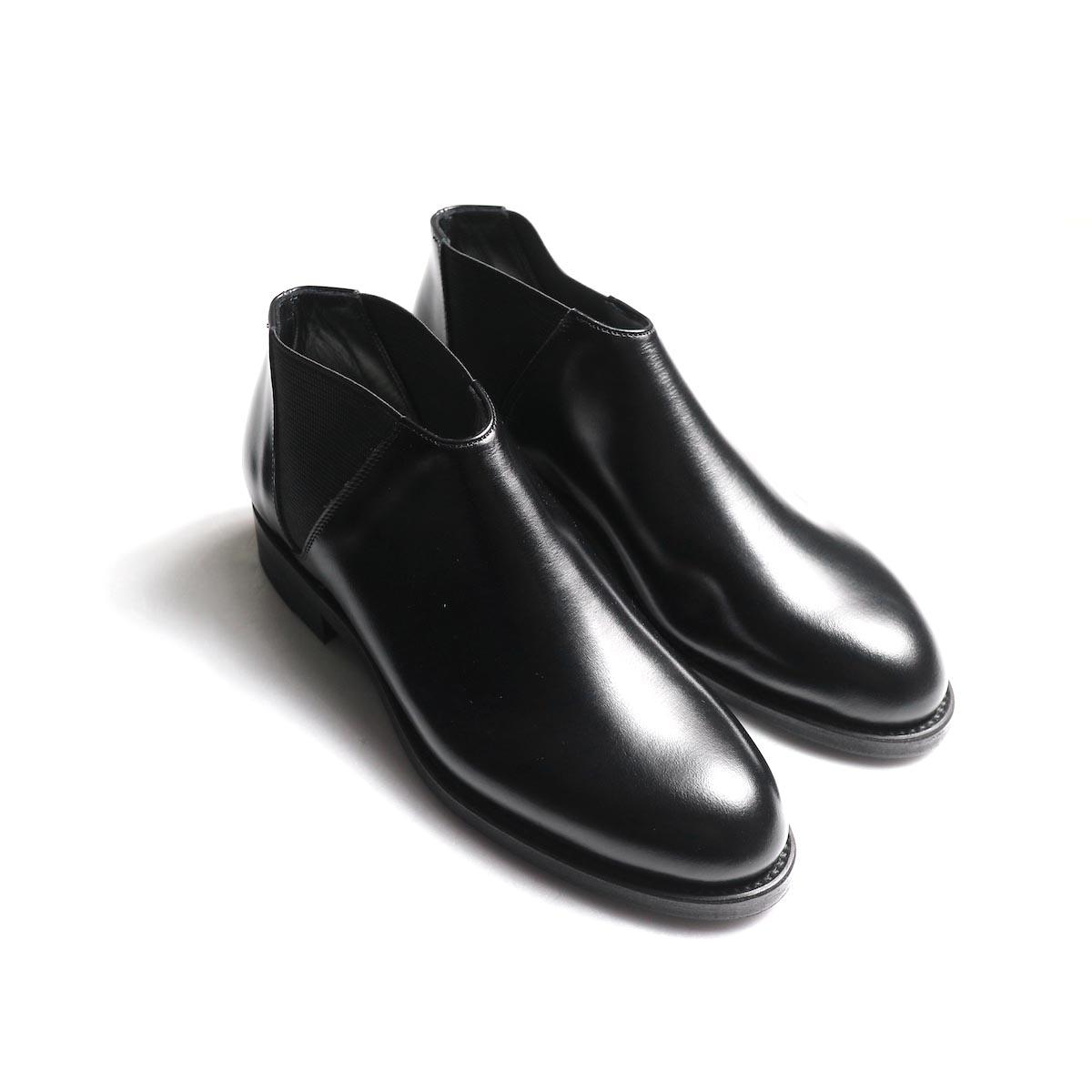 BEAUTIFUL SHOES / MIDDLECUTSIDEGORE (Black)