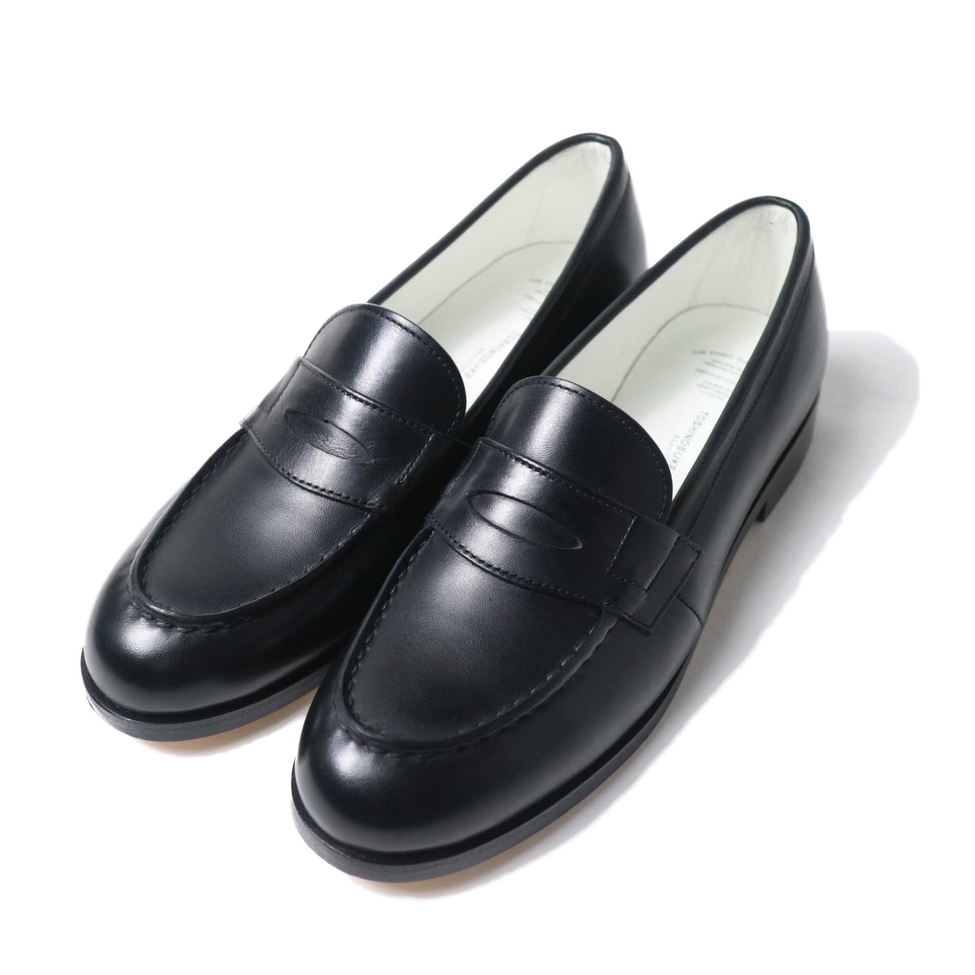 BEAUTIFUL SHOES / FRENCHI LOAFER (Black)