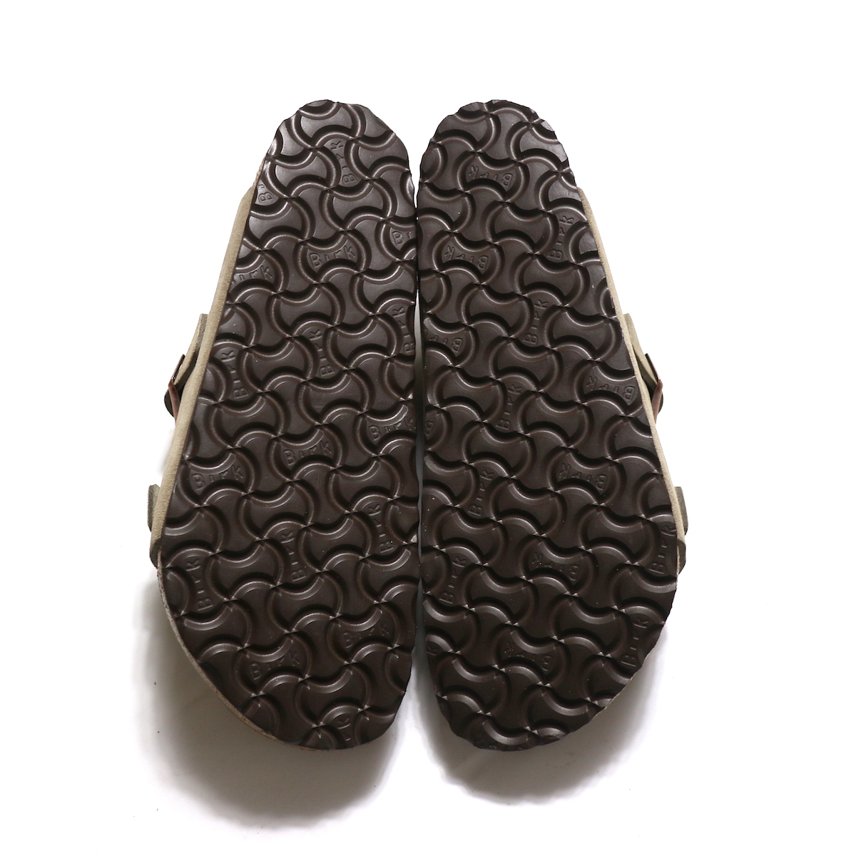 BIRKENSTOCK / Zurich Soft Footbed -Taupe アウトソール
