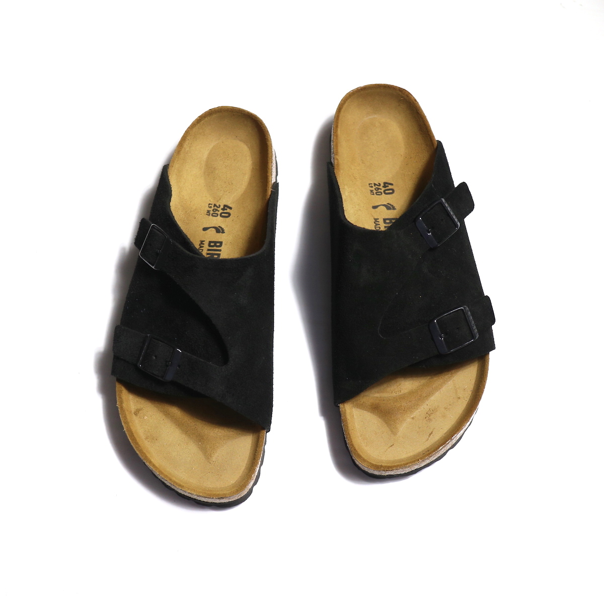 BIRKEN STOCK / ZURICH -BLACK