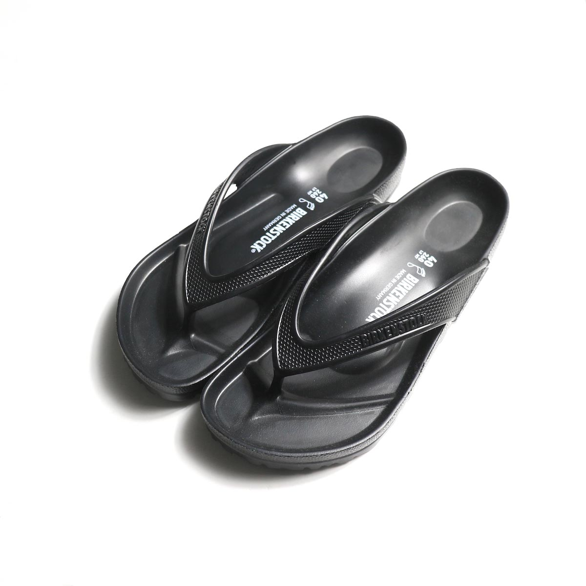 BIRKENSTOCK / Honolulu EVA (Black)