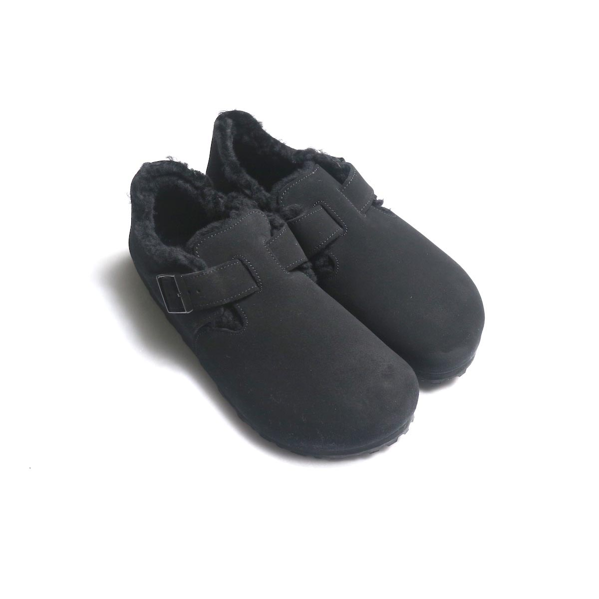 BIRKENSTOCK / London Shearling (Black)