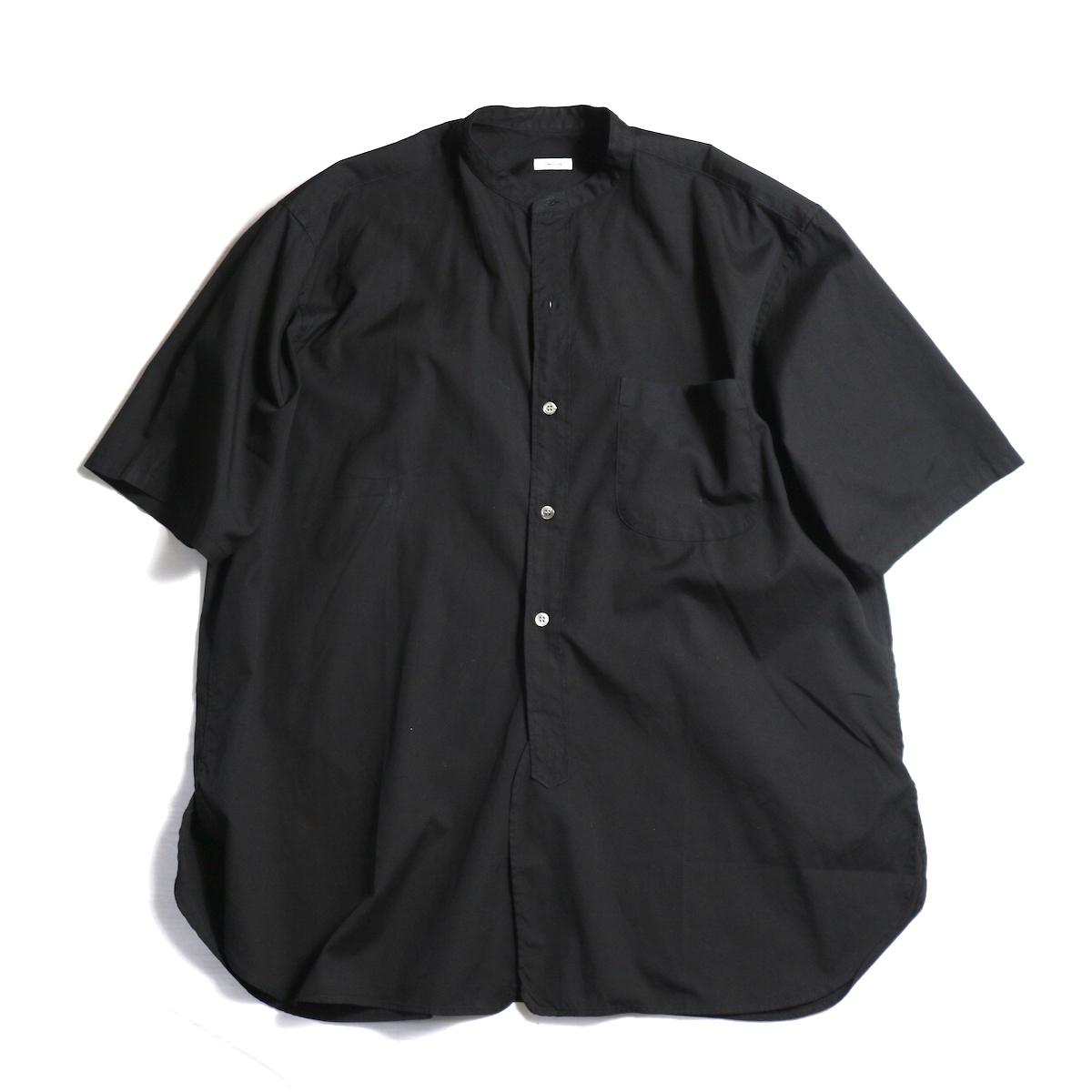 blurhms / Soft Ox Band Collar Shirt