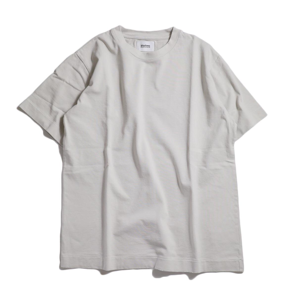 blurhms / Extra Soft Standard Tee -Light Gray