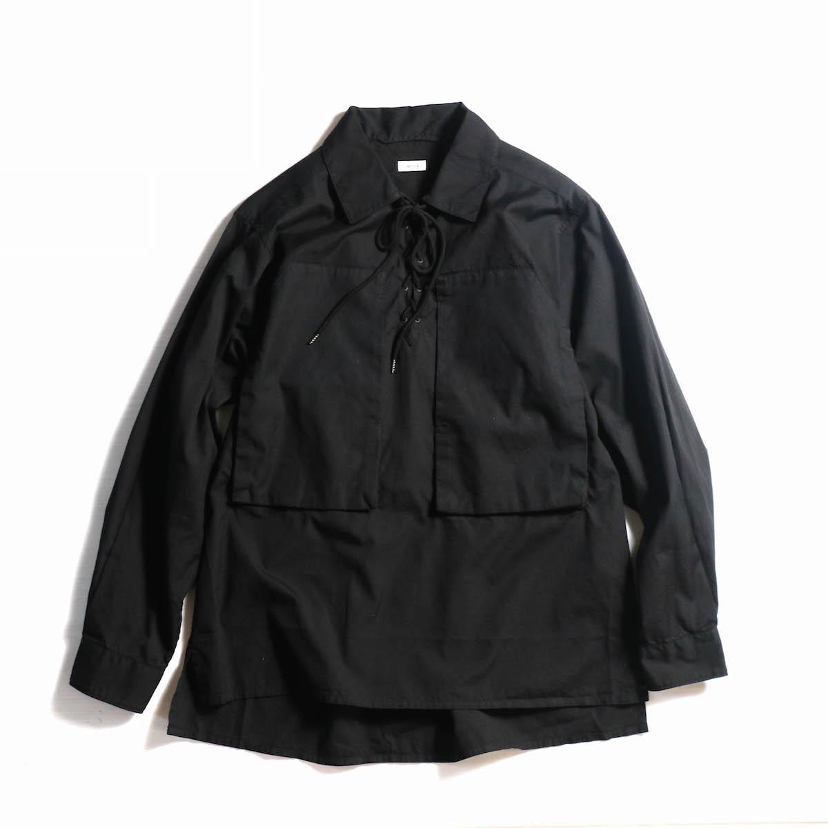 blurhms / Soft Ox String Pullover Shirt