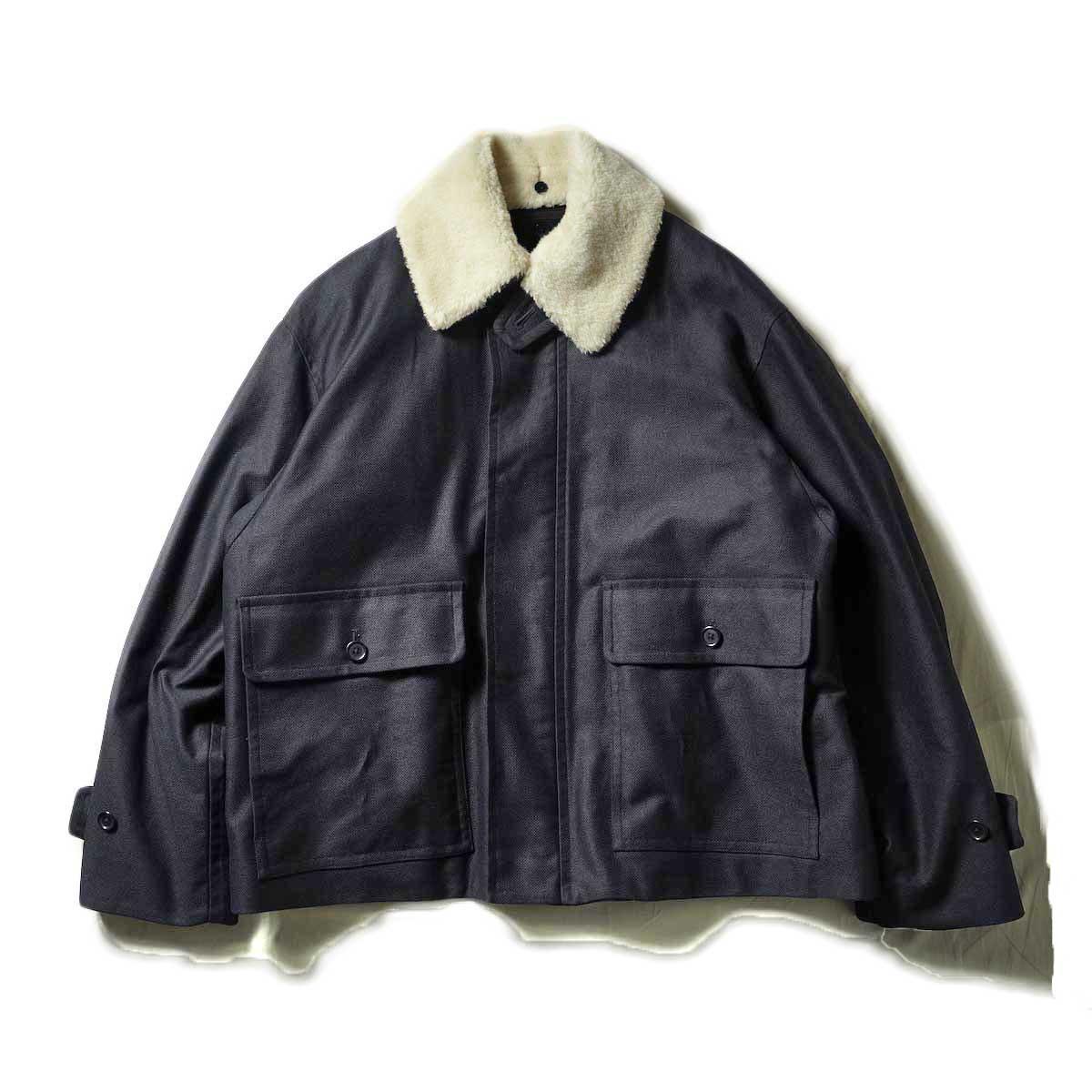 blurhms / Bloken Cloth A2MK3 Jacket (Dark Navy)