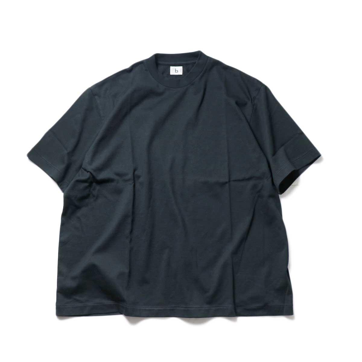 blurhms ROOTSTOCK / Extra Soft Tee BIG S/S (Black)