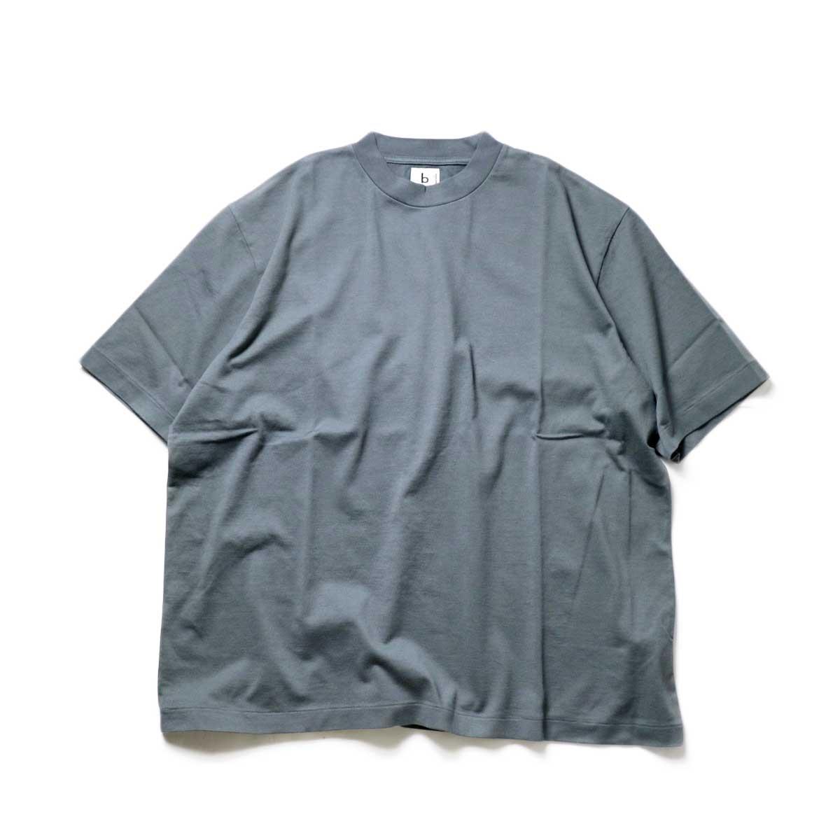 blurhms ROOTSTOCK / Extra Soft Tee BIG S/S (Khaki Grey)