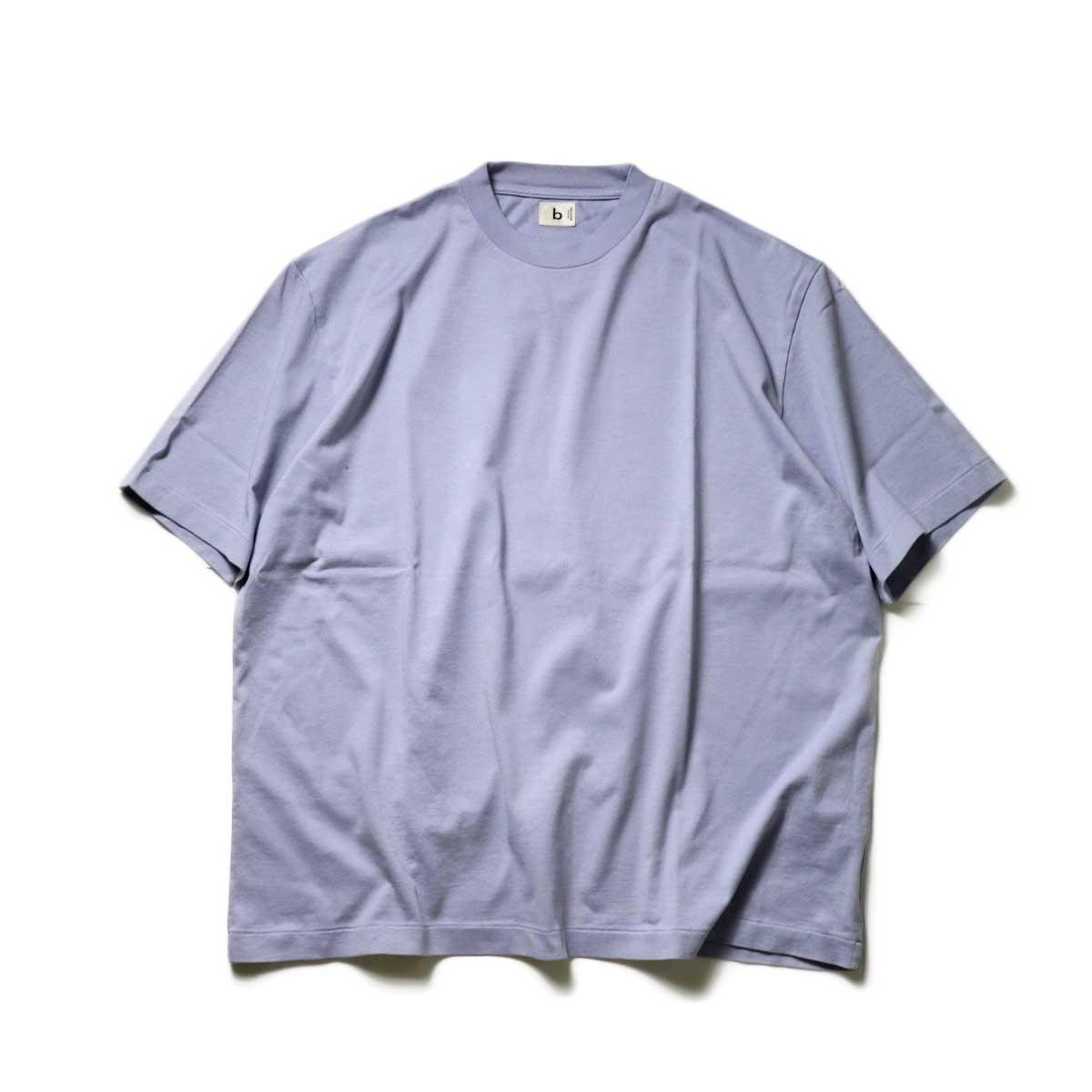 blurhms ROOTSTOCK / Extra Soft Tee BIG S/S (Light Purple)