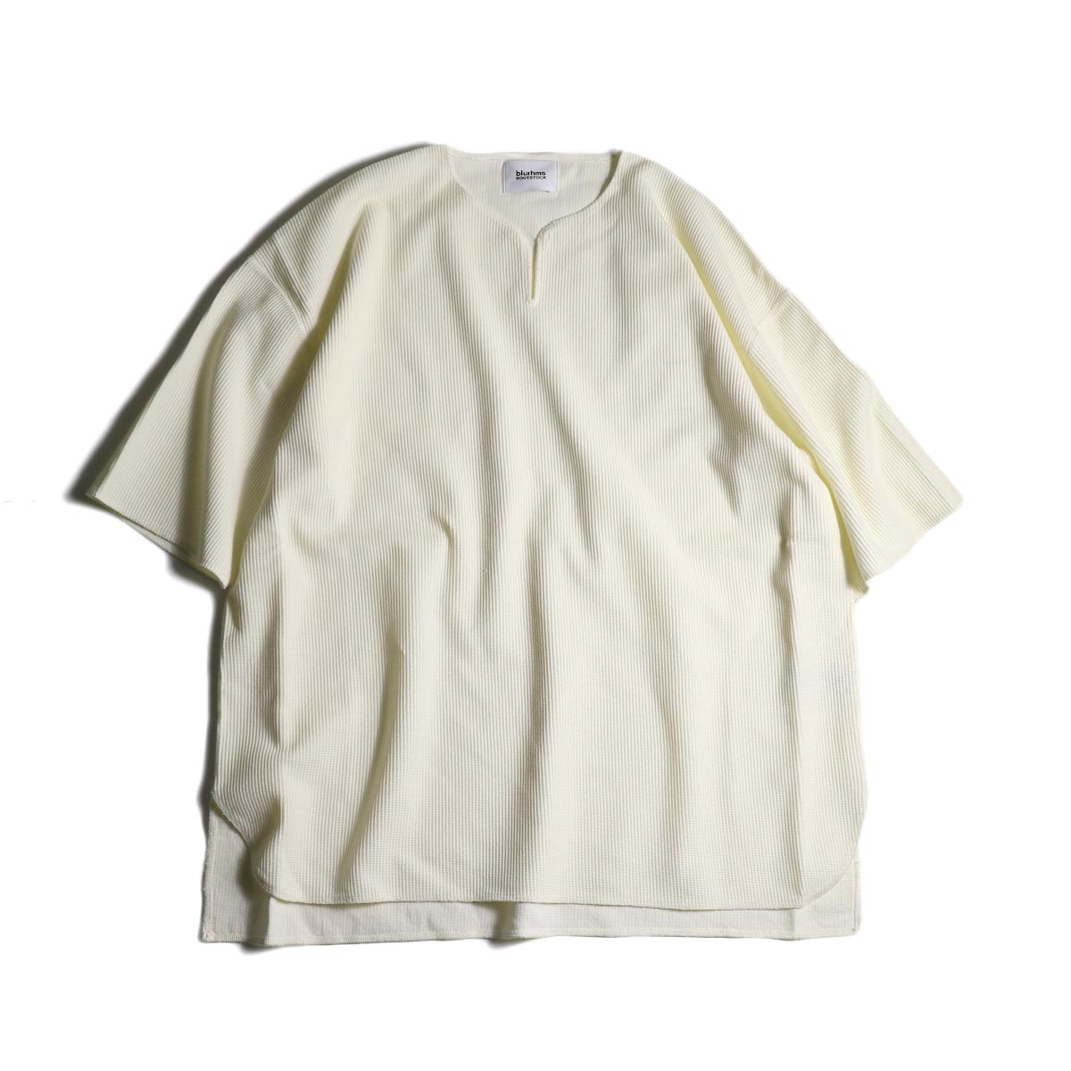 blurhms / Rough&Smooth Thermal Over-neck S/S (Off)