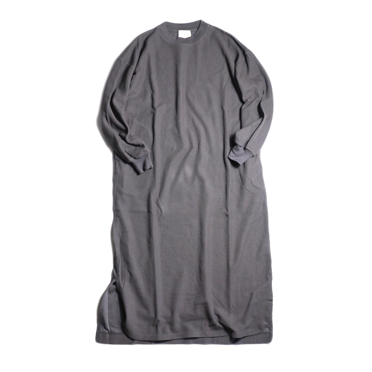 blurhms / Rough&Smooth Thermal One Piece (DarkGray)