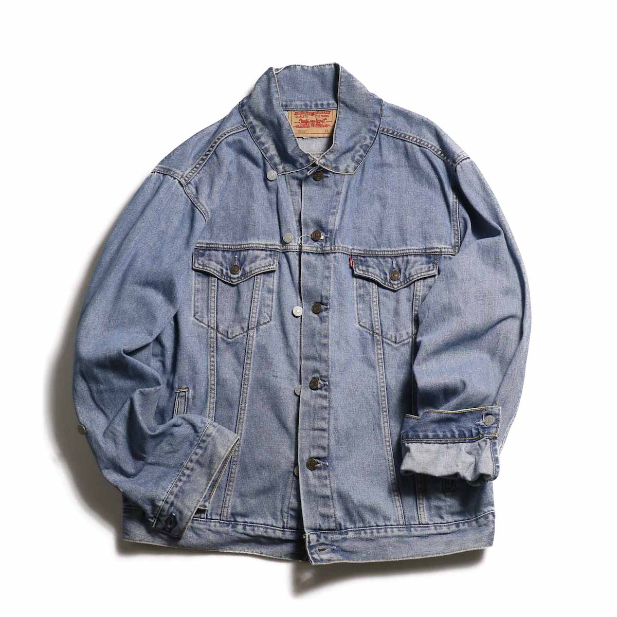 BONUM / Off Set Denim JK